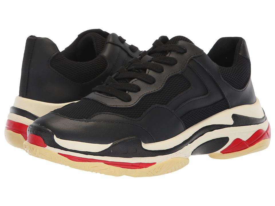 Steve Madden Nassau (Black) Women's Shoes