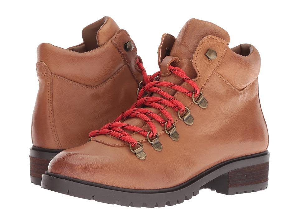 Steve Madden Lora (Cognac Leather) Women's Shoes