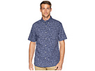 Reyn Spooner North Shore Juice Tailored Fit Aloha Shirt
