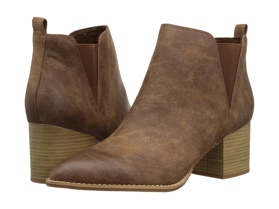 Seychelles BC Footwear By Seychelles - Depth (Tan) Women's Pull-on Boots