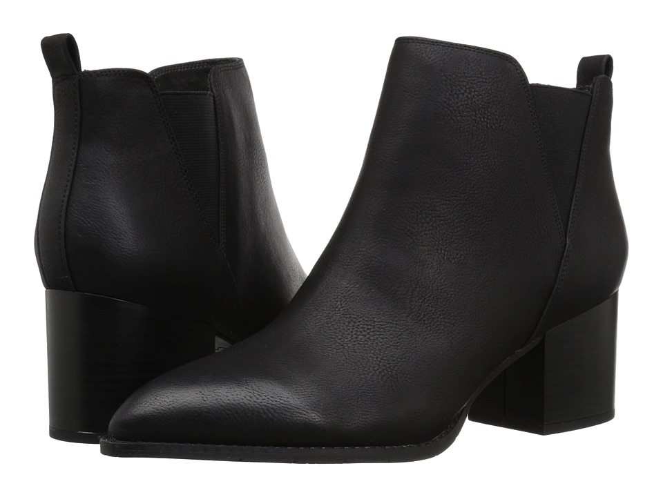 Seychelles BC Footwear By Seychelles - Depth (Black V Nubuck) Women's Pull-on Boots