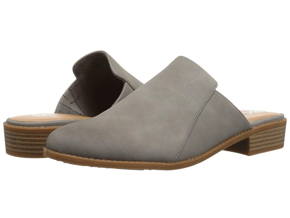 Seychelles BC Footwear By Seychelles - Look at Me II (Grey V Nubuck) Women's Shoes