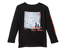 SUPERISM All Ball Long Sleeve Graphic Tee (Toddler/Little Kids/Big Kids)
