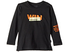 SUPERISM Encourage Long Sleeve Win Graphic Tee (Toddler/Little Kids/Big Kids)