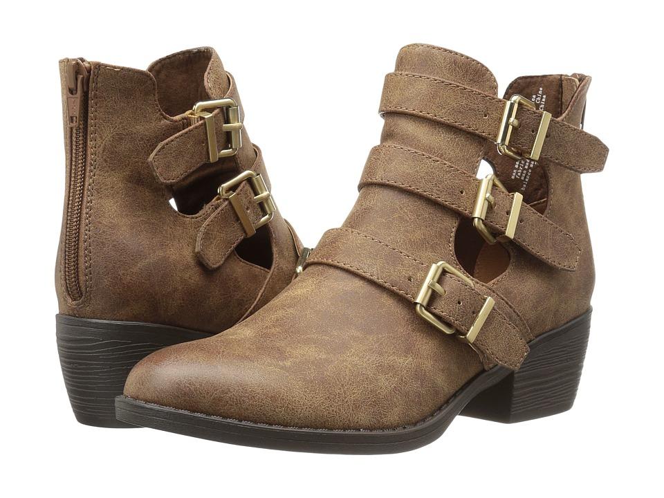 Seychelles BC Footwear by Seychelles Acre (Tan) Women's Pull-on Boots