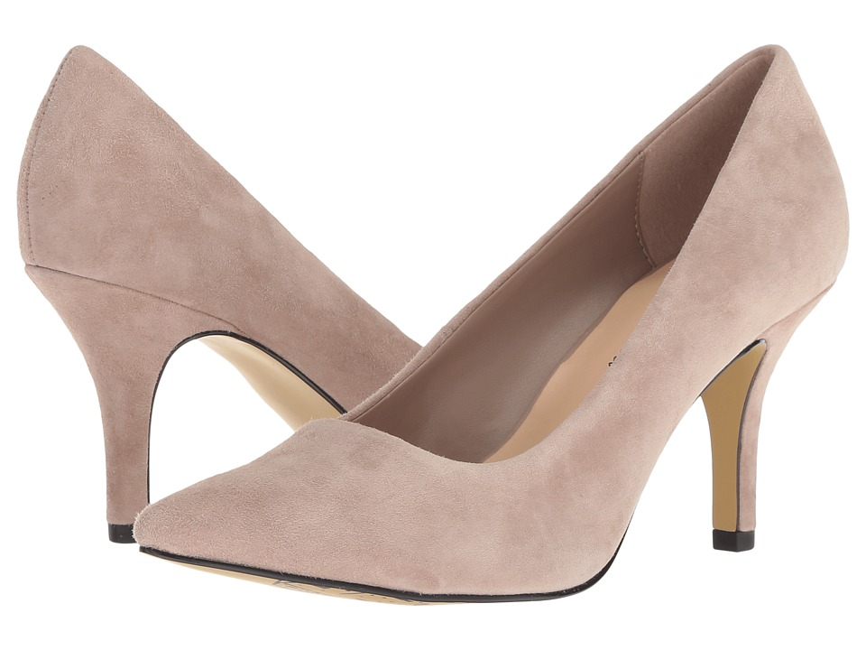 Bella-Vita Define (Almond Kid Suede) High Heels