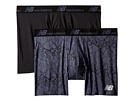 New Balance New Balance 6 Boxer Brief (2-Pack)