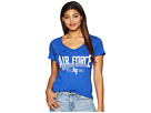 Champion College Air Force Falcons University V-Neck Tee