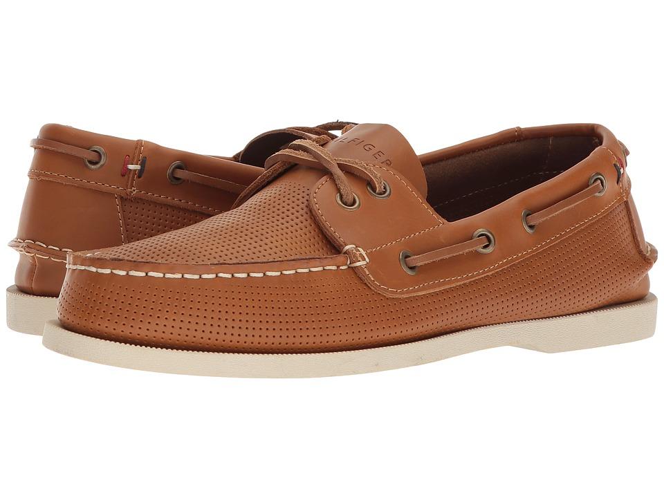 Tommy Hilfiger Bowman 8 (Brown Medium Leather) Men