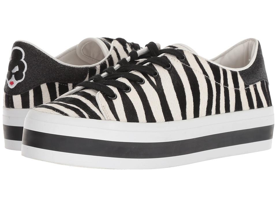 Alice + Olivia Ezra (Black/White) Women's Shoes