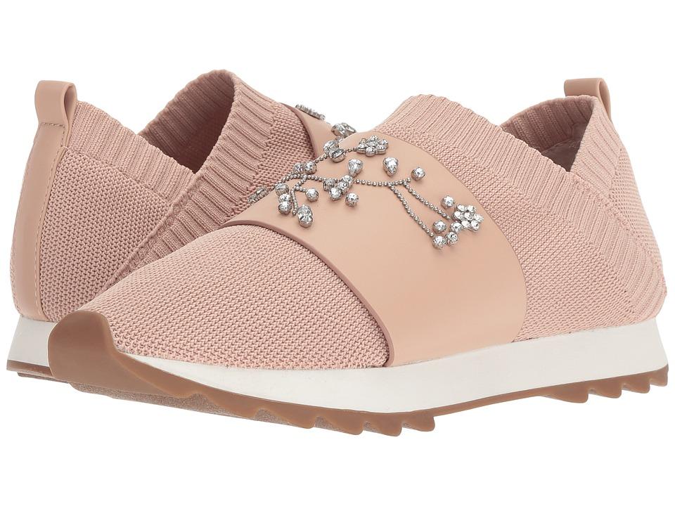 Nanette nanette lepore Lourie (Dusty Pink Knit) Women's Shoes