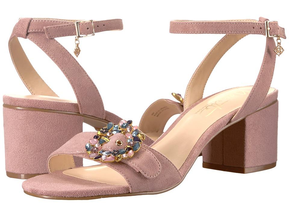 Nanette nanette lepore Rae (Lilac Suede) Women's Shoes