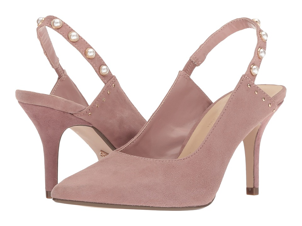 Nanette nanette lepore Stella (Lilac Suede) Women's Shoes
