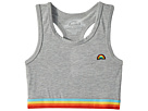 Spiritual Gangster Kids Spiritual Gangster Kids Rainbow Technical Bra (Toddler/Little Kids/Big Kids)
