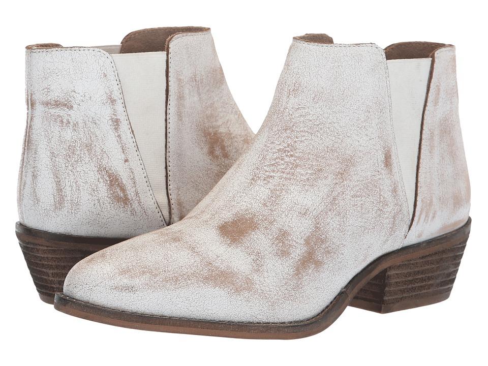 Diba True Cuddle Bun (White Leather)