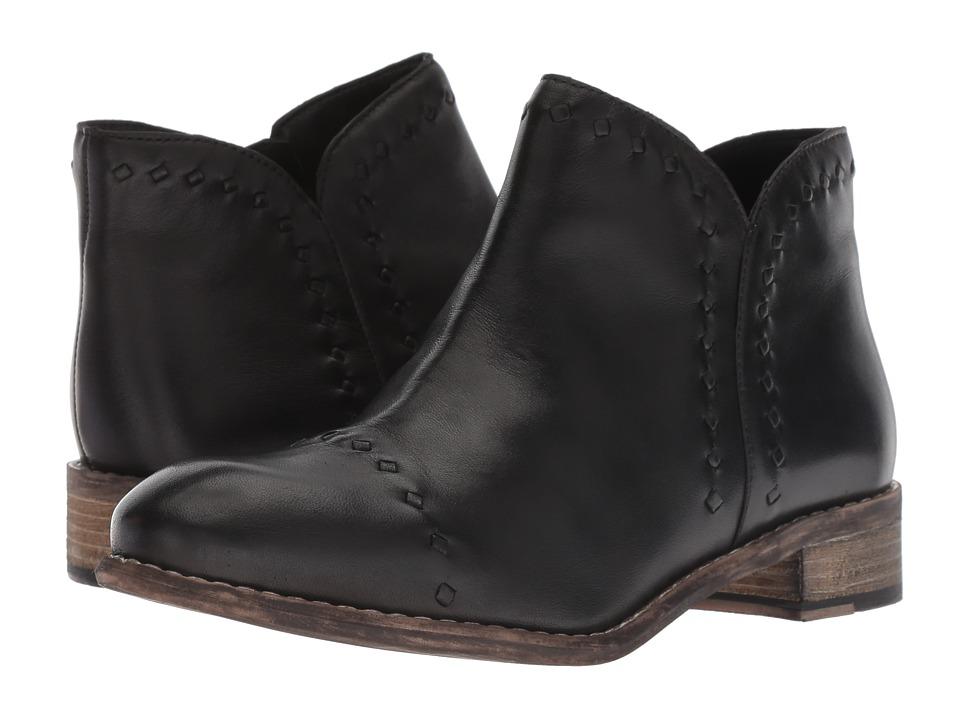 Diba True River Queen (Black Leather)