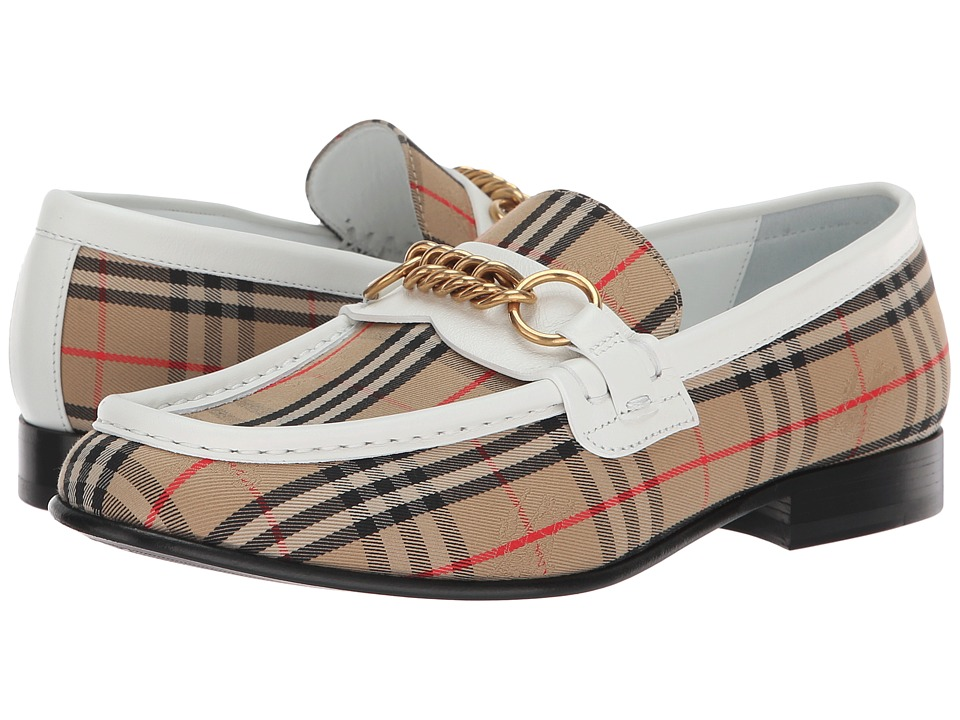 Burberry Moorley (Off-White) Women's Shoes