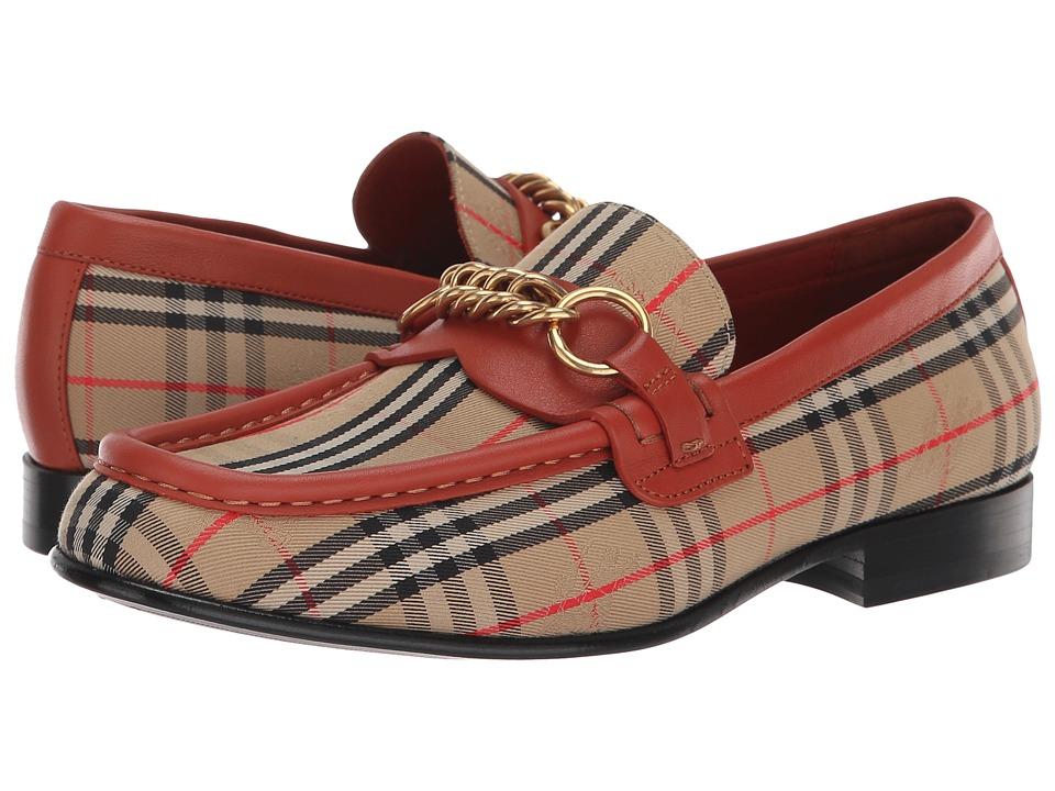 Burberry Moorley (Brick Red) Women's Shoes