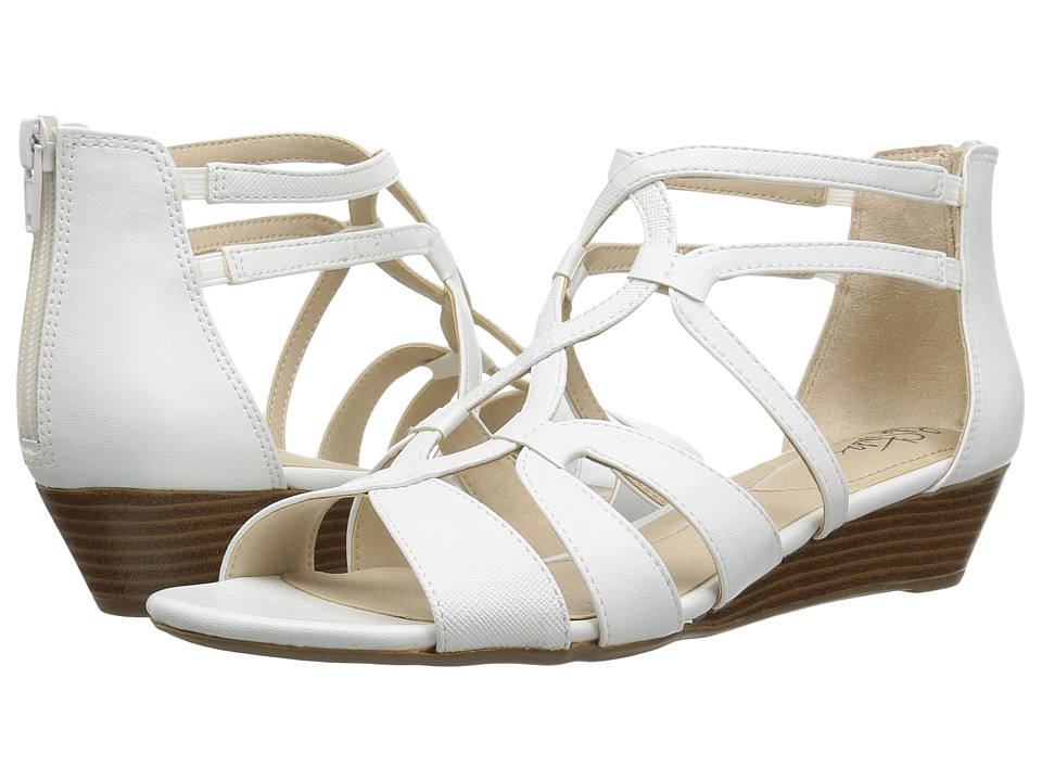 LifeStride Yacht (White) Women's Shoes