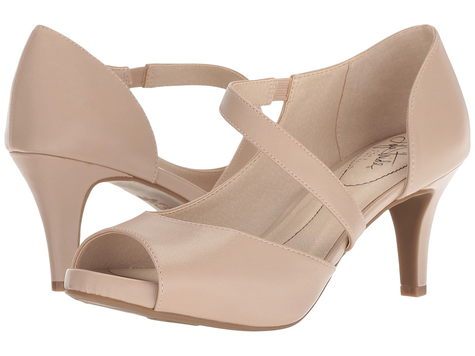 LifeStride Talulah (Tender Taupe Smooth) Women's Shoes