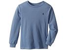 Polo Ralph Lauren Kids Cotton Long Sleeve T-Shirt (Little Kids/Big Kids)