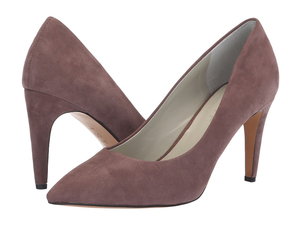 1.STATE Hedde (Zinc Lux Kid Suede) Women's Shoes