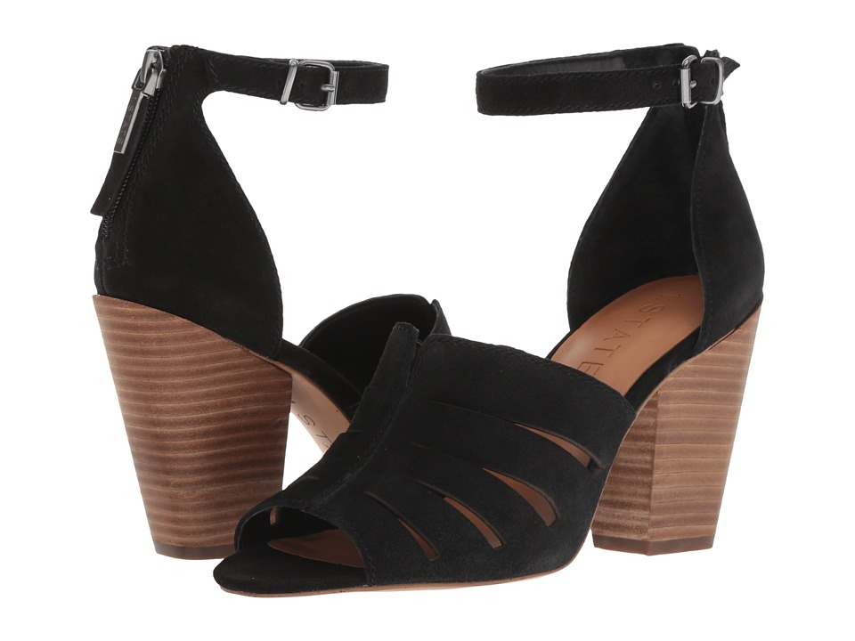 1.STATE Nallay (Black Portogallo) Women's Shoes