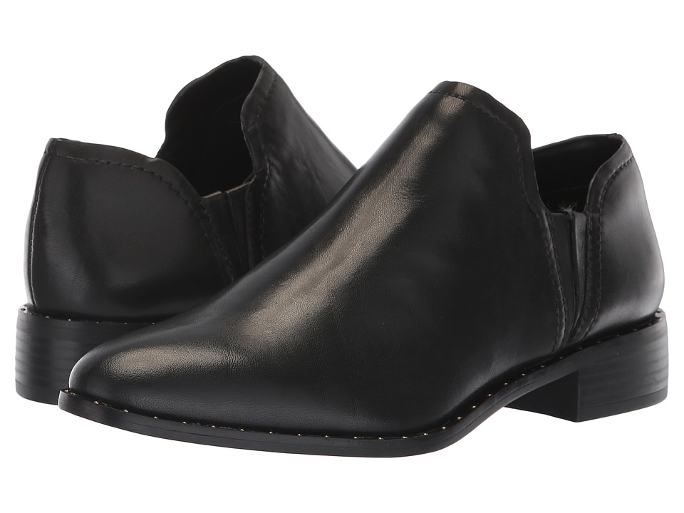 Steven Choncey (Black Leather) Women's Shoes