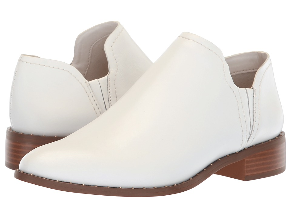 Steven Choncey (White Leather) Women's Shoes