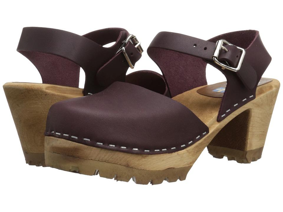 MIA Abba (Wine) Women's Shoes