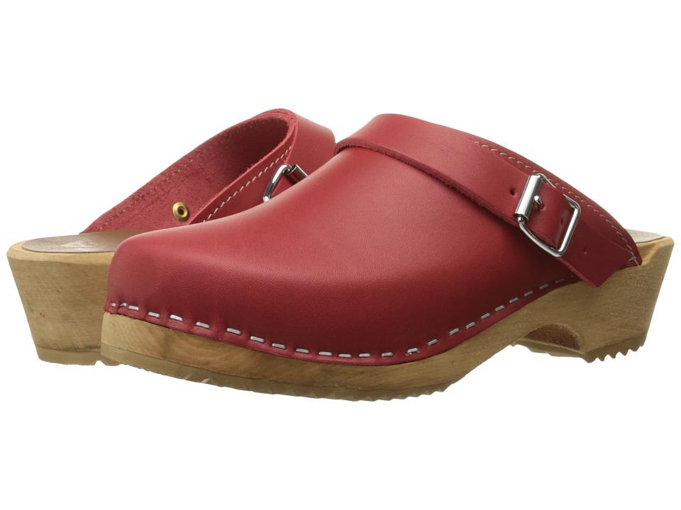 MIA Alma (Red) Clogs
