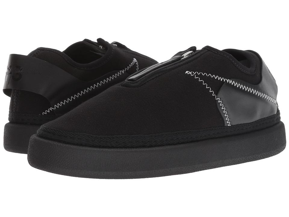 adidas Y-3 by Yohji Yamamoto Comfort Zip (Black/Black/Footwear White) Women's Shoes