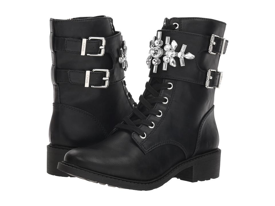 Circus by Sam Edelman Dakota (Black (Jeweled Strap) Waxy) Women's Shoes