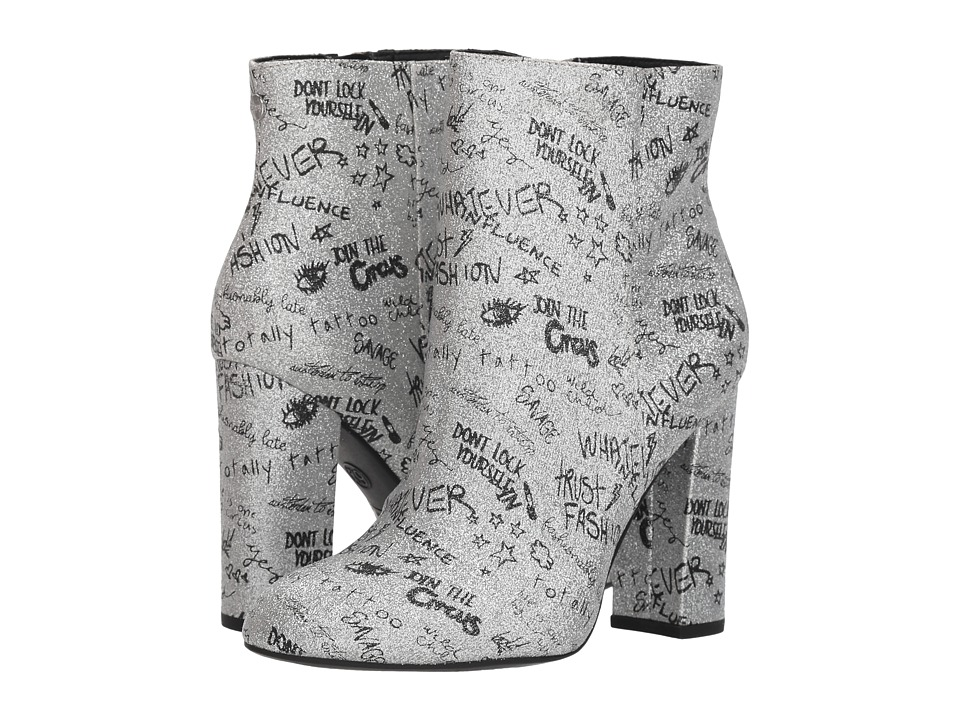 Circus by Sam Edelman Connelly (Black Multi Circus Graffiti Print) Women's Shoes
