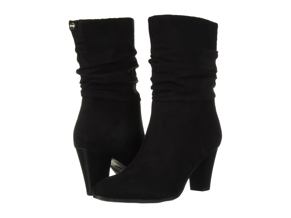 Circus by Sam Edelman Whitney (Black Microsuede) Women's Shoes