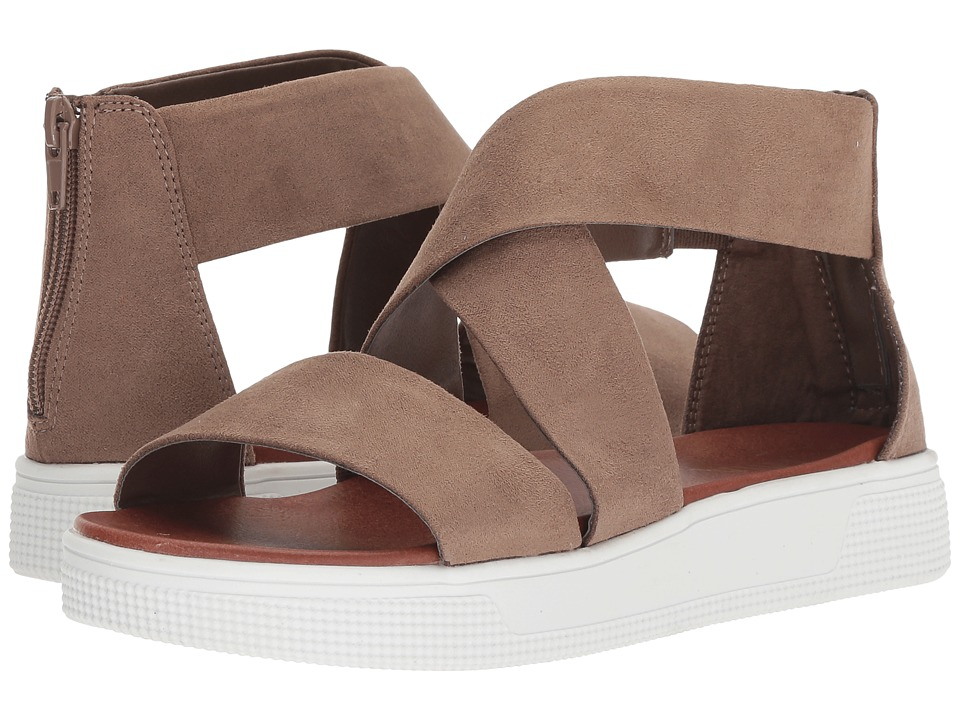 MIA Zion-N (Taupe) Women's Shoes