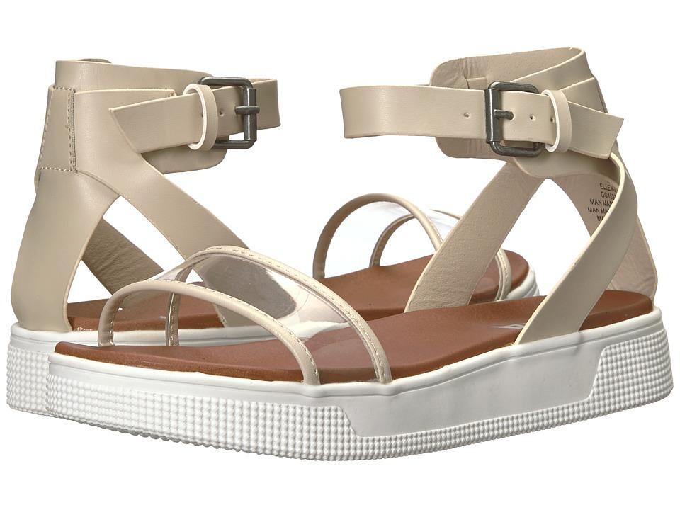 MIA Ellen-L (Clear/Blush) Women's Shoes