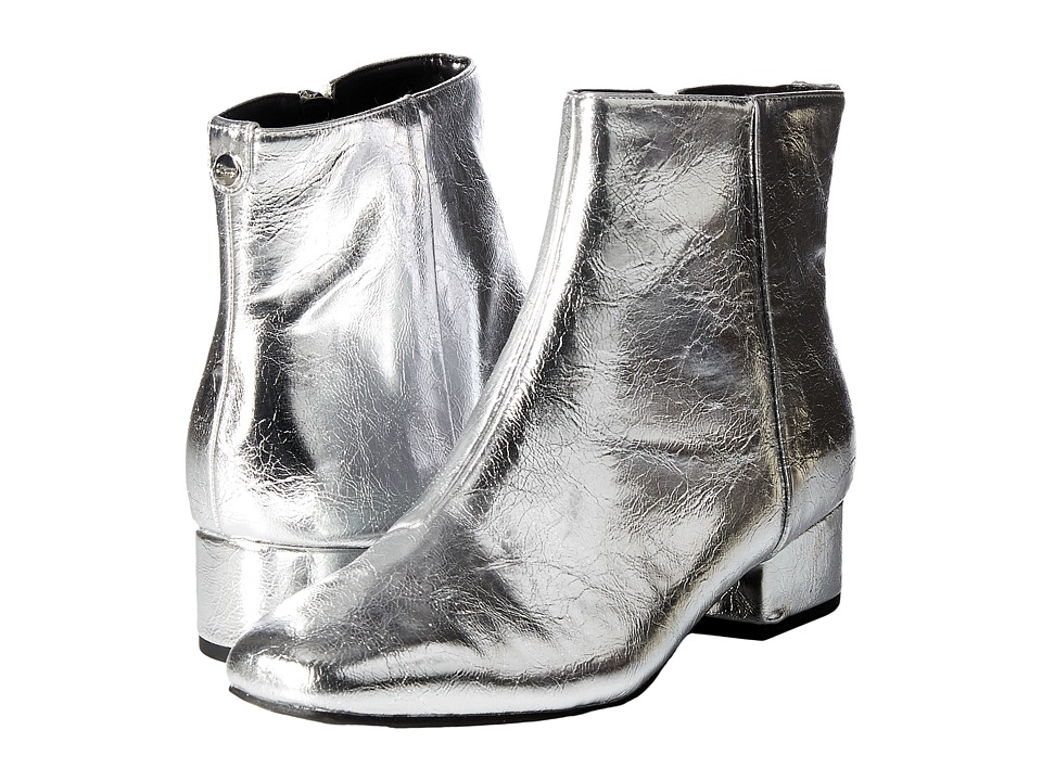 Circus by Sam Edelman Lyndsey (Soft Silver Crackle Metallic) Women's Shoes