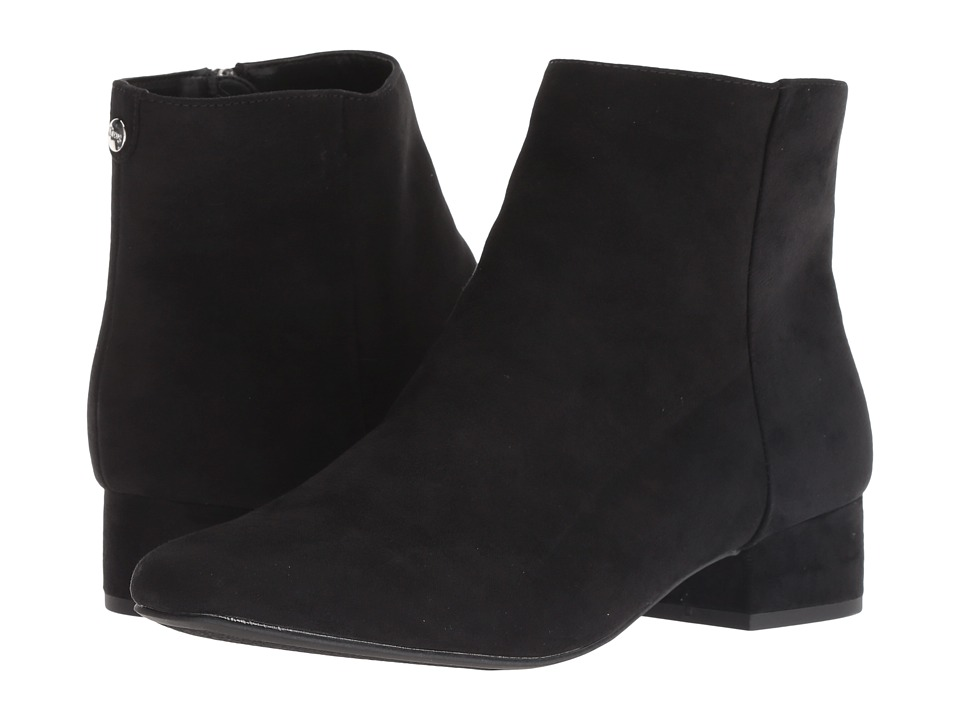 Circus by Sam Edelman Lyndsey (Black Microsuede) Women's Shoes