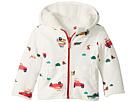 Joules Kids Reversible Printed Zip-Up Fleece (Infant)