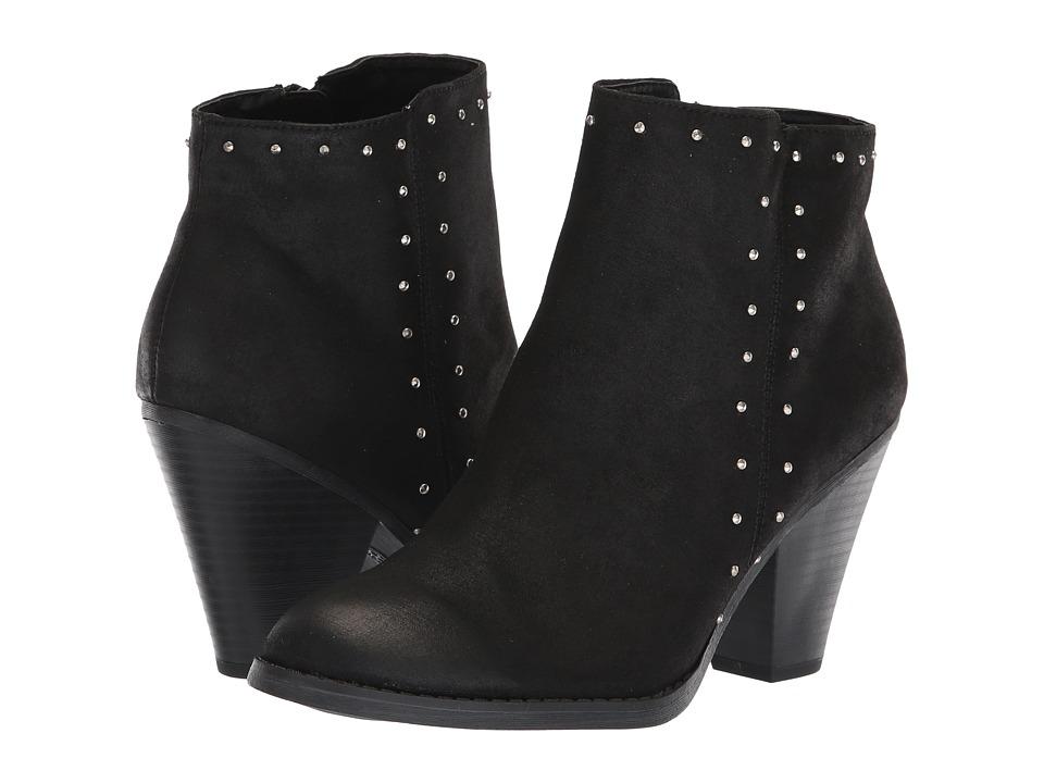 MIA Lela (Black) Women's Shoes