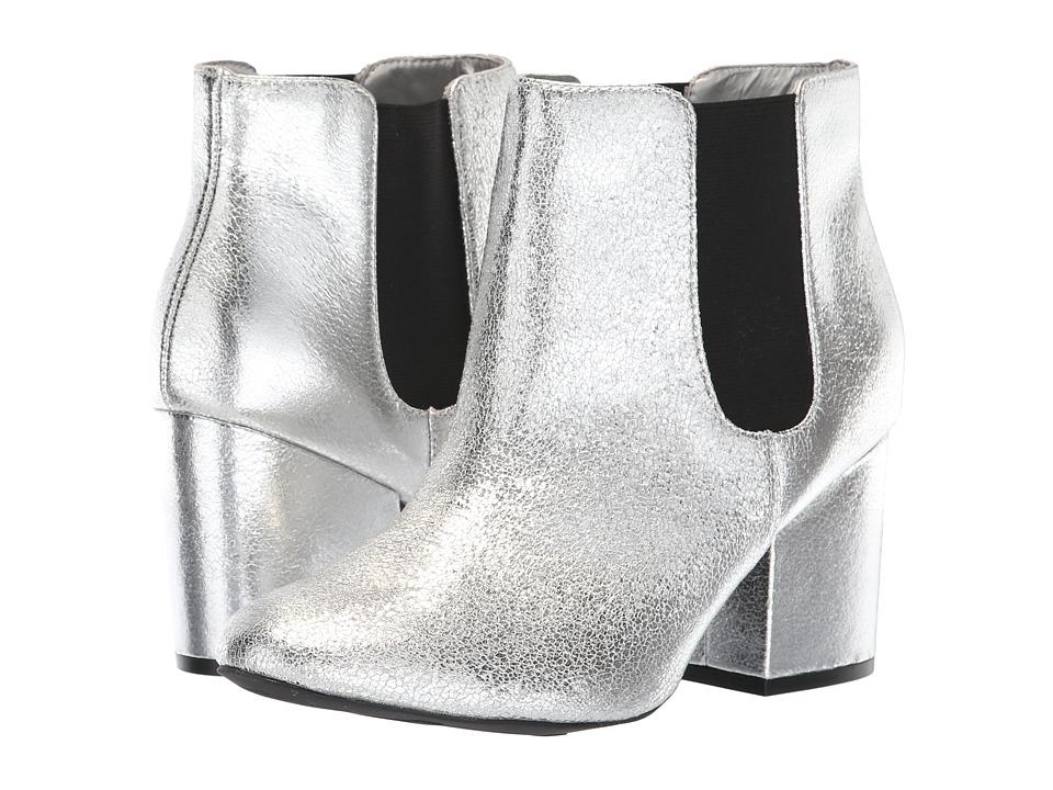 MIA Zelma (Silver) Women's Shoes
