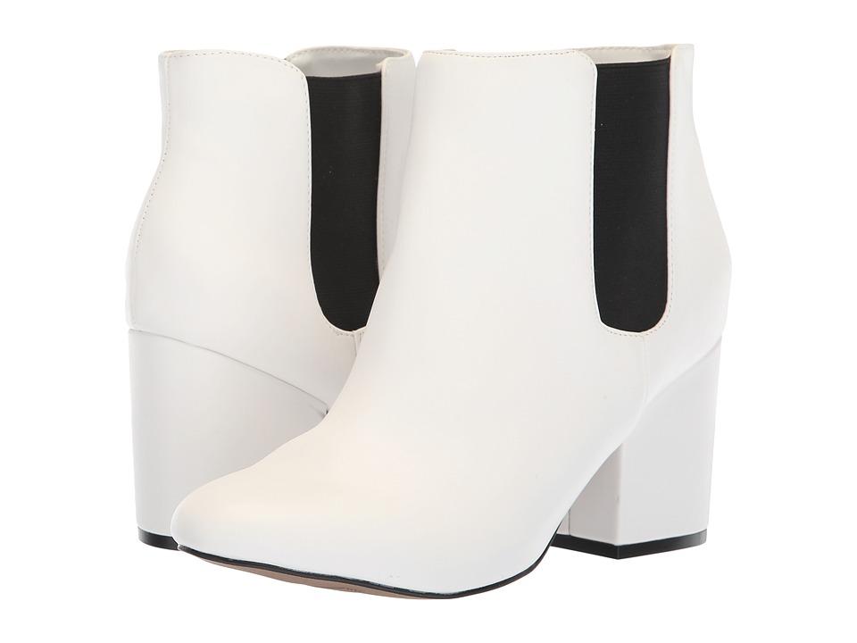MIA Zelma (White) Women's Shoes