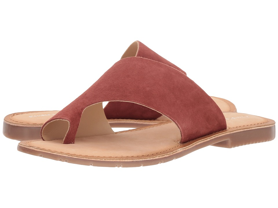 Chinese Laundry Gemmy (Brick Cow Leather) Sandals