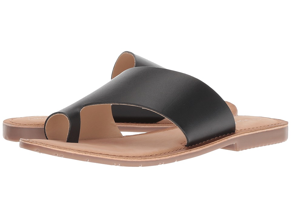 Chinese Laundry Gemmy (Black Cow Leather) Sandals