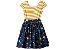 fiveloaves twofish fiveloaves twofish Space Maddy Dress (Toddler/Little Kids)