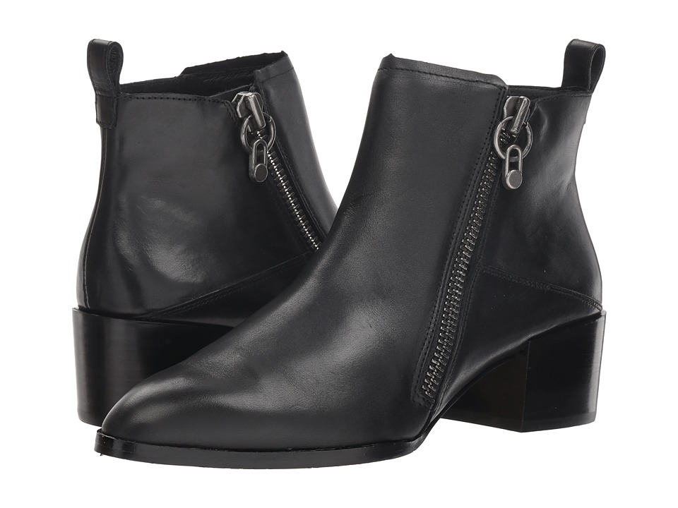 Donald J Pliner Dante (Black Calf) Women's Dress Boots