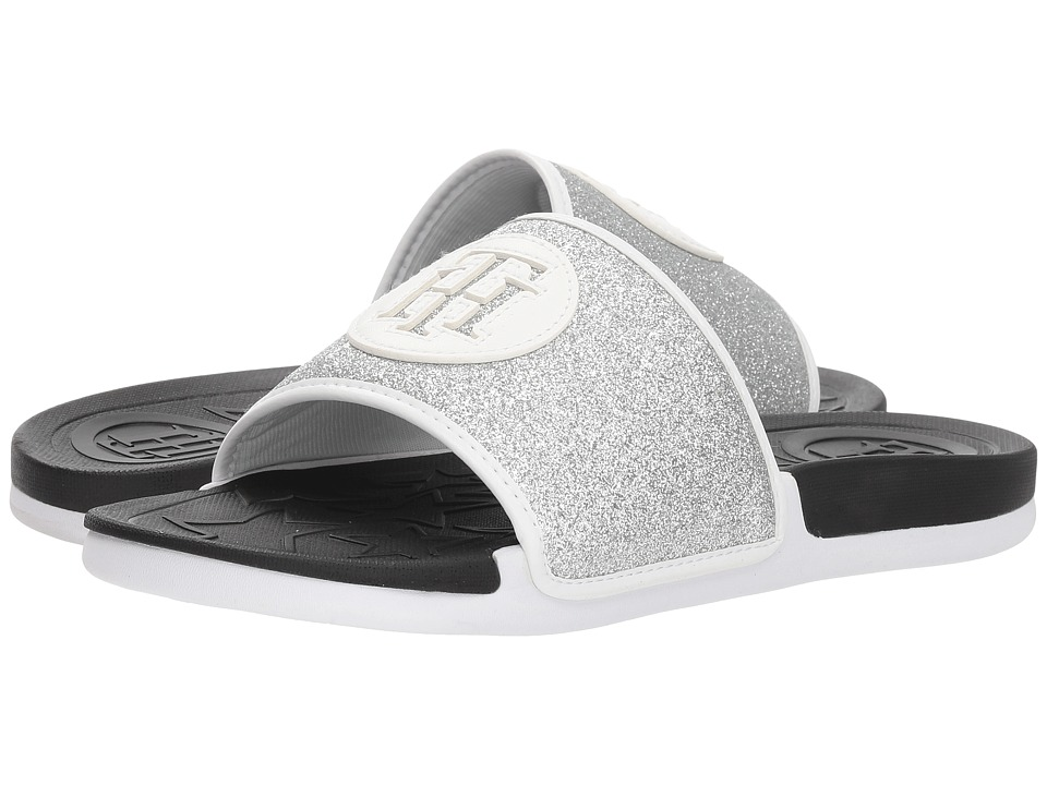 Tommy Hilfiger Yanas2 (Silver) Women's Shoes