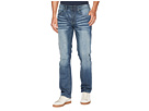 Buffalo David Bitton Six-X Straight Leg Jeans in Soft and Tinted