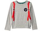 Joules Kids Applique Jersey Long Sleeve Tee (Toddler/Little Kids)